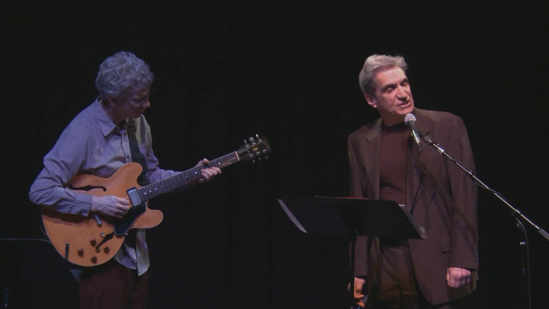 Robert Pinsky Poem Jazz