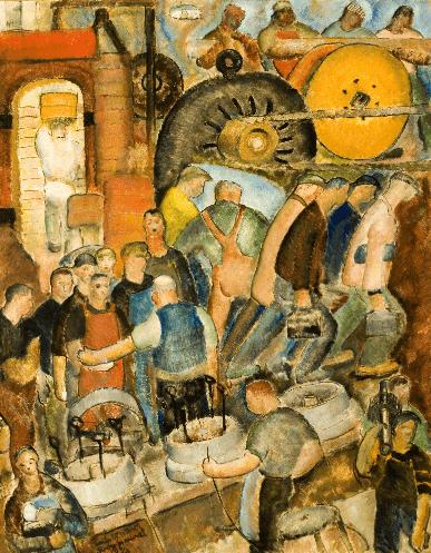 Charles Ward, 1934