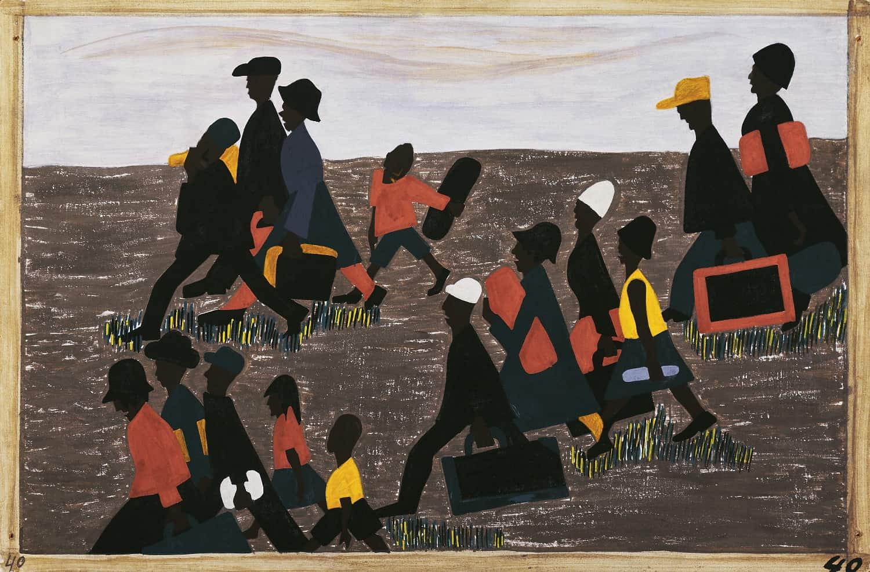 Migration Series Concerto