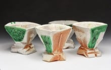 Cups by Bruce Dehnert