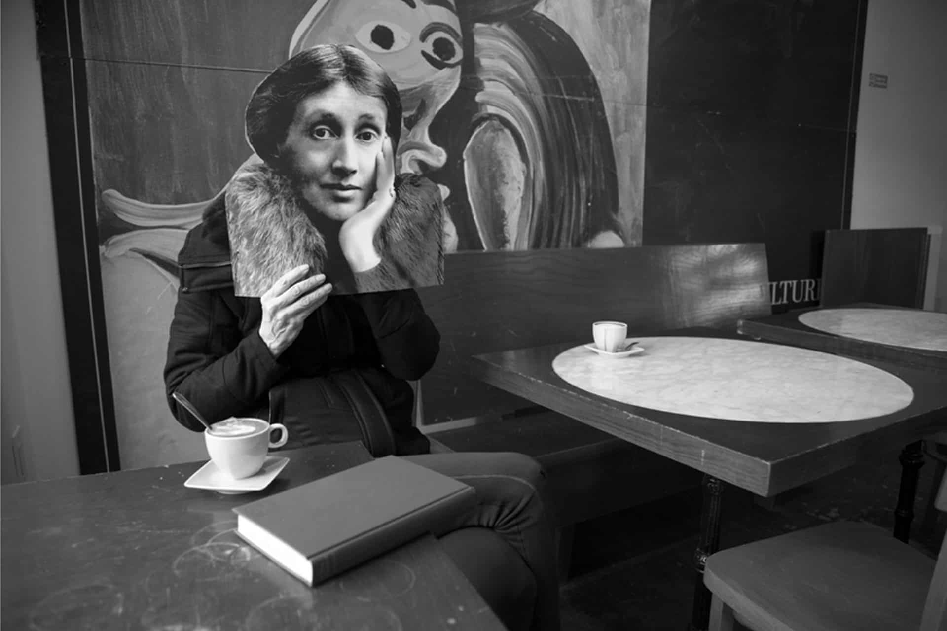 Virginia Woolf in Williamsburg, Brooklyn