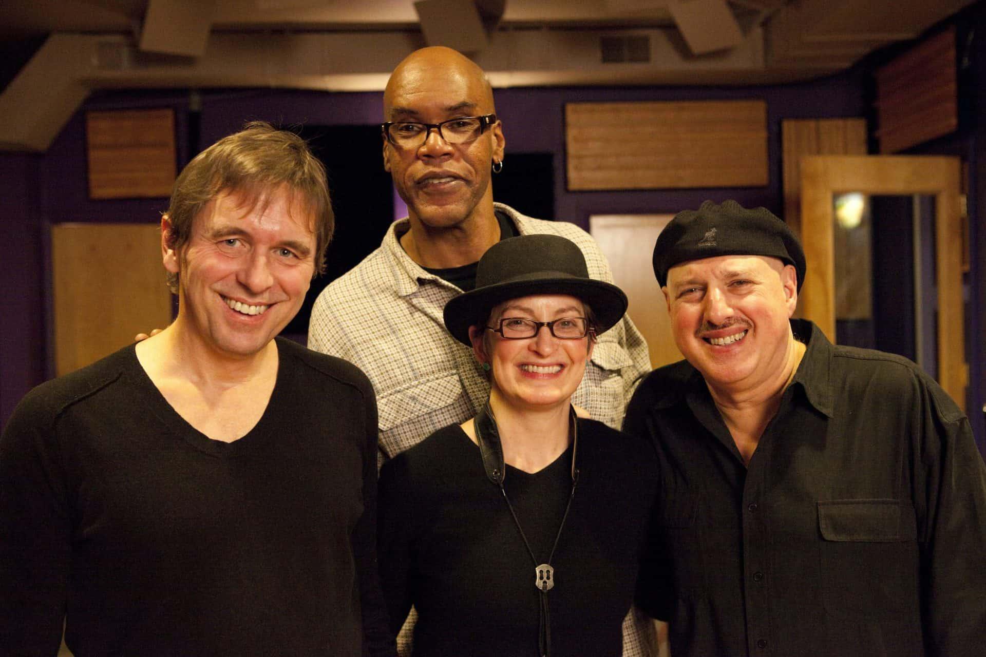 Virginia Mayhew Quartet