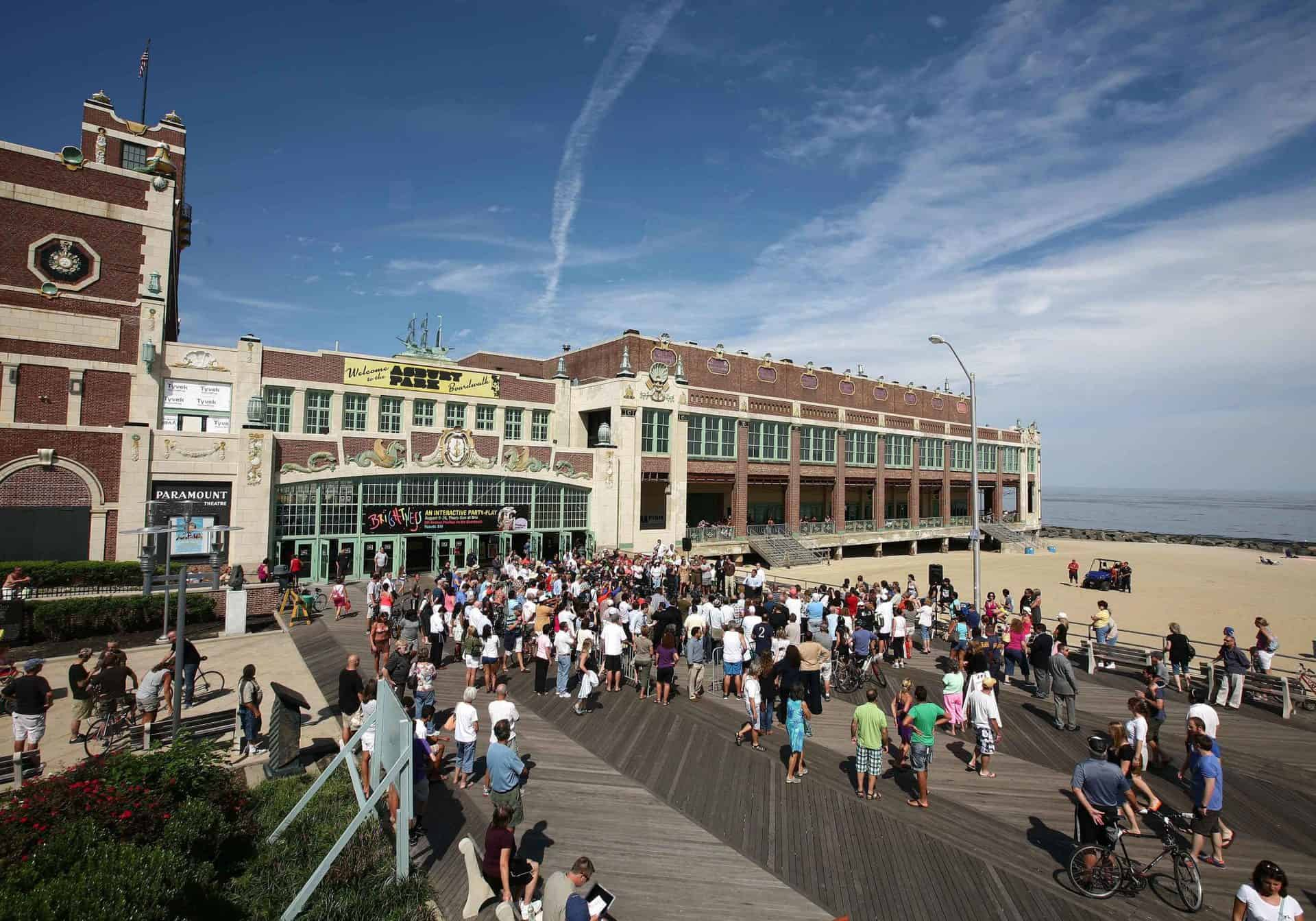 Asbury Park Beach Tour