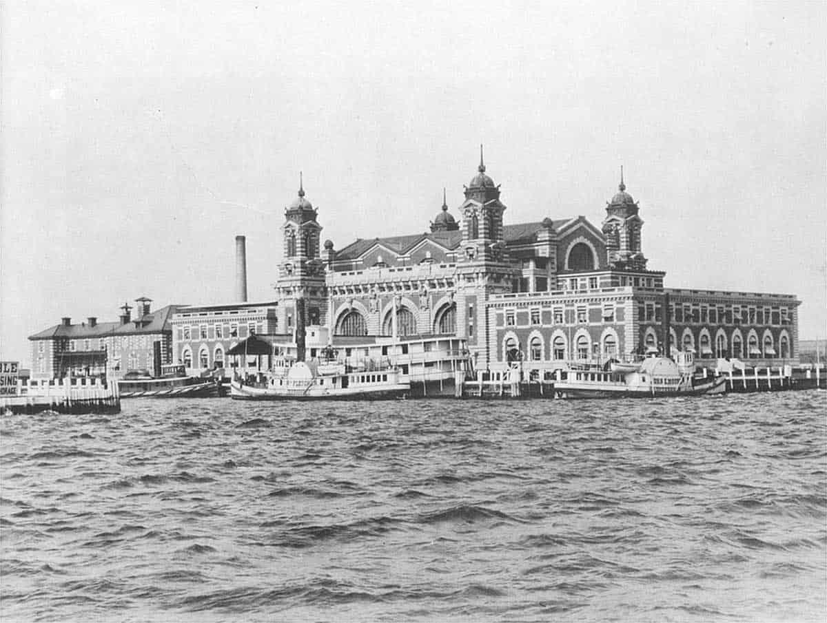 Old Ellis Island