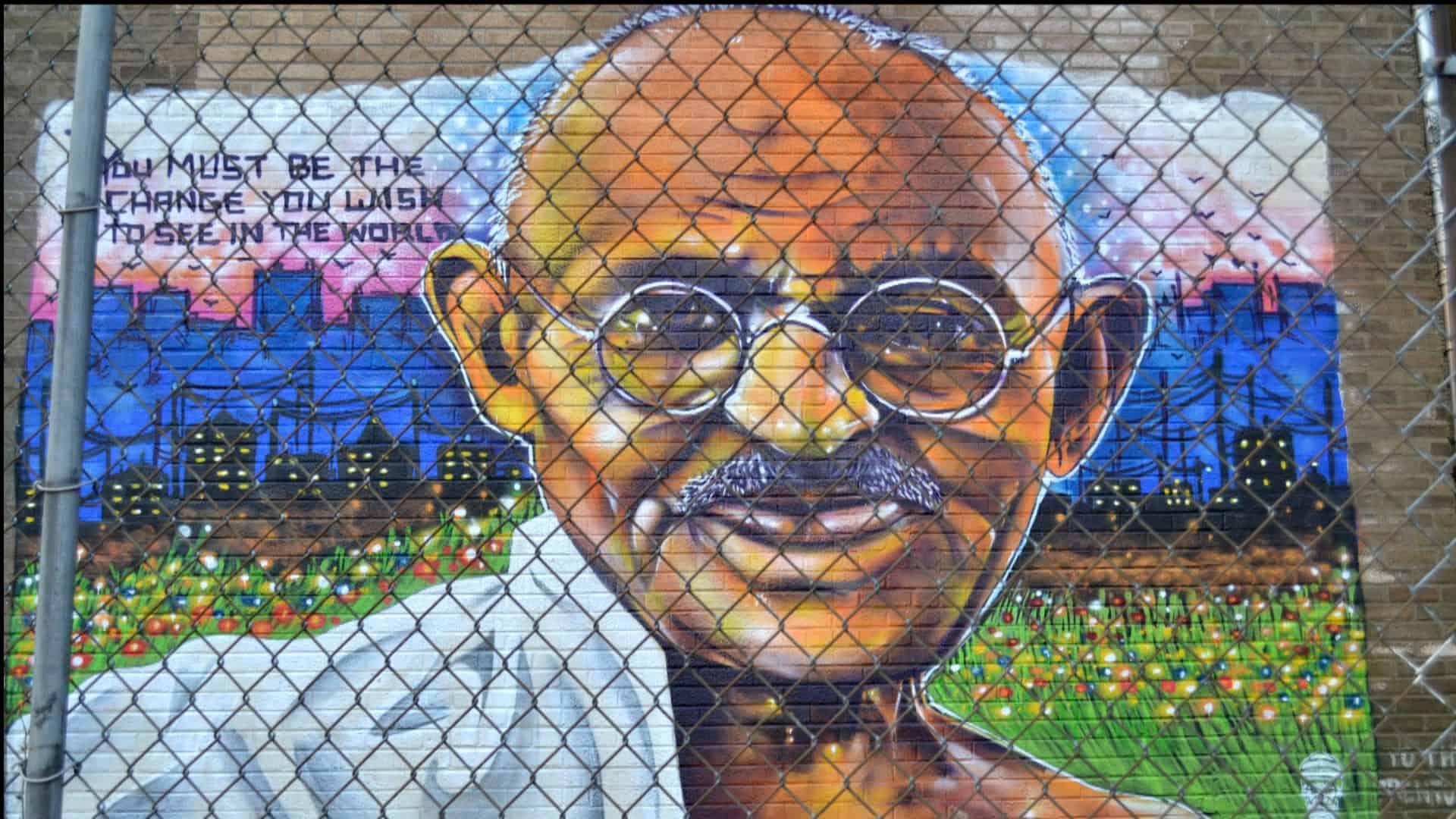 Gandhi Garden in Trenton, NJ