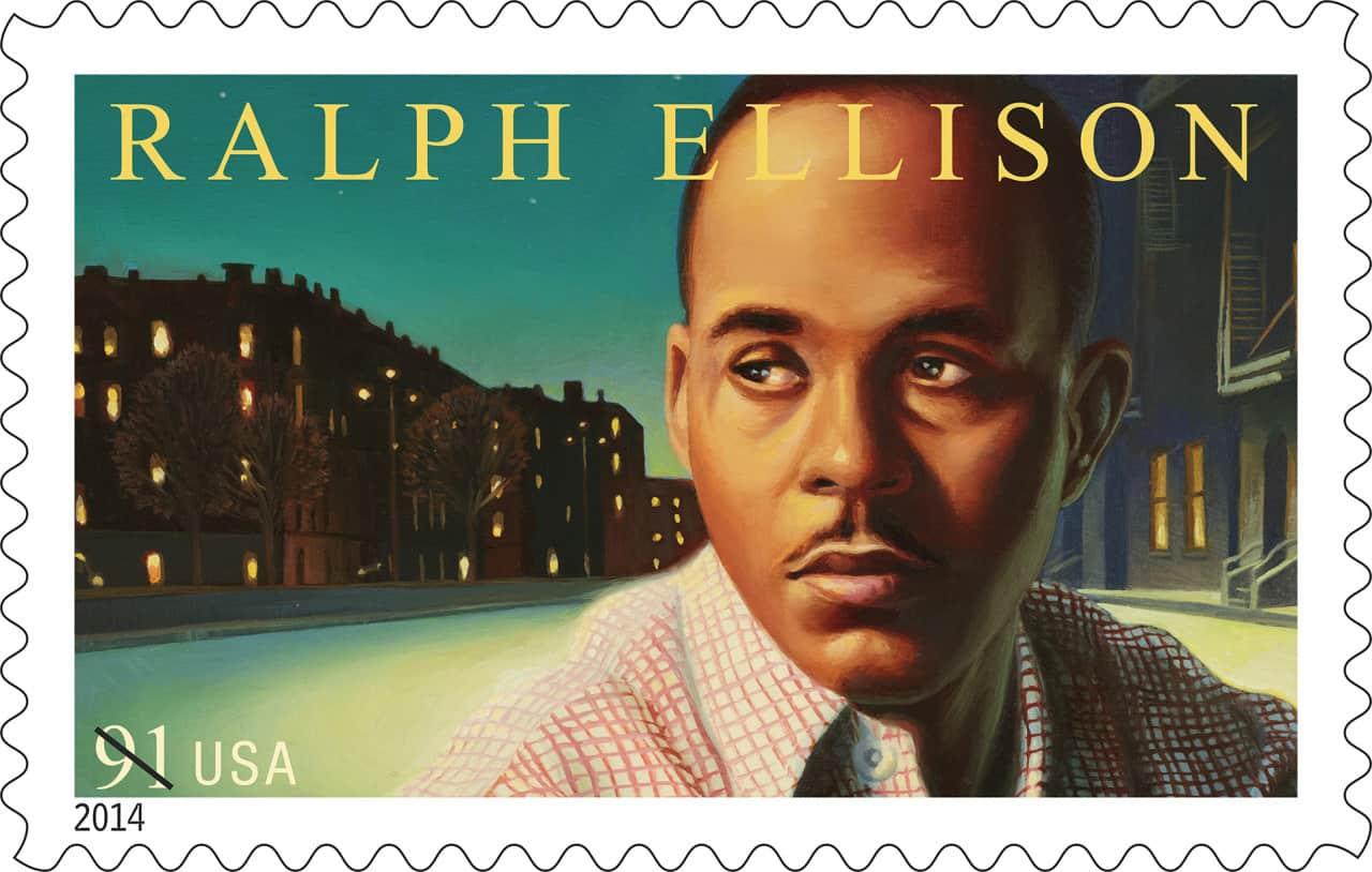 Ralph Ellison USPS Stamp