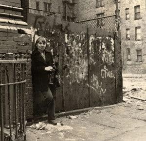 Helen M. Stummer, East 6th Street, NYC (1977-80)