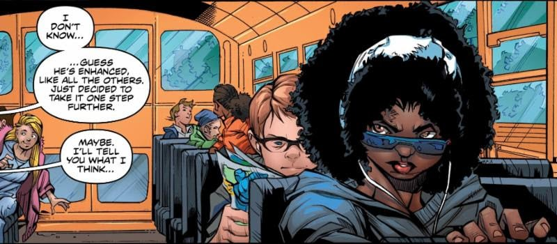 Turning the Page on Black Comics