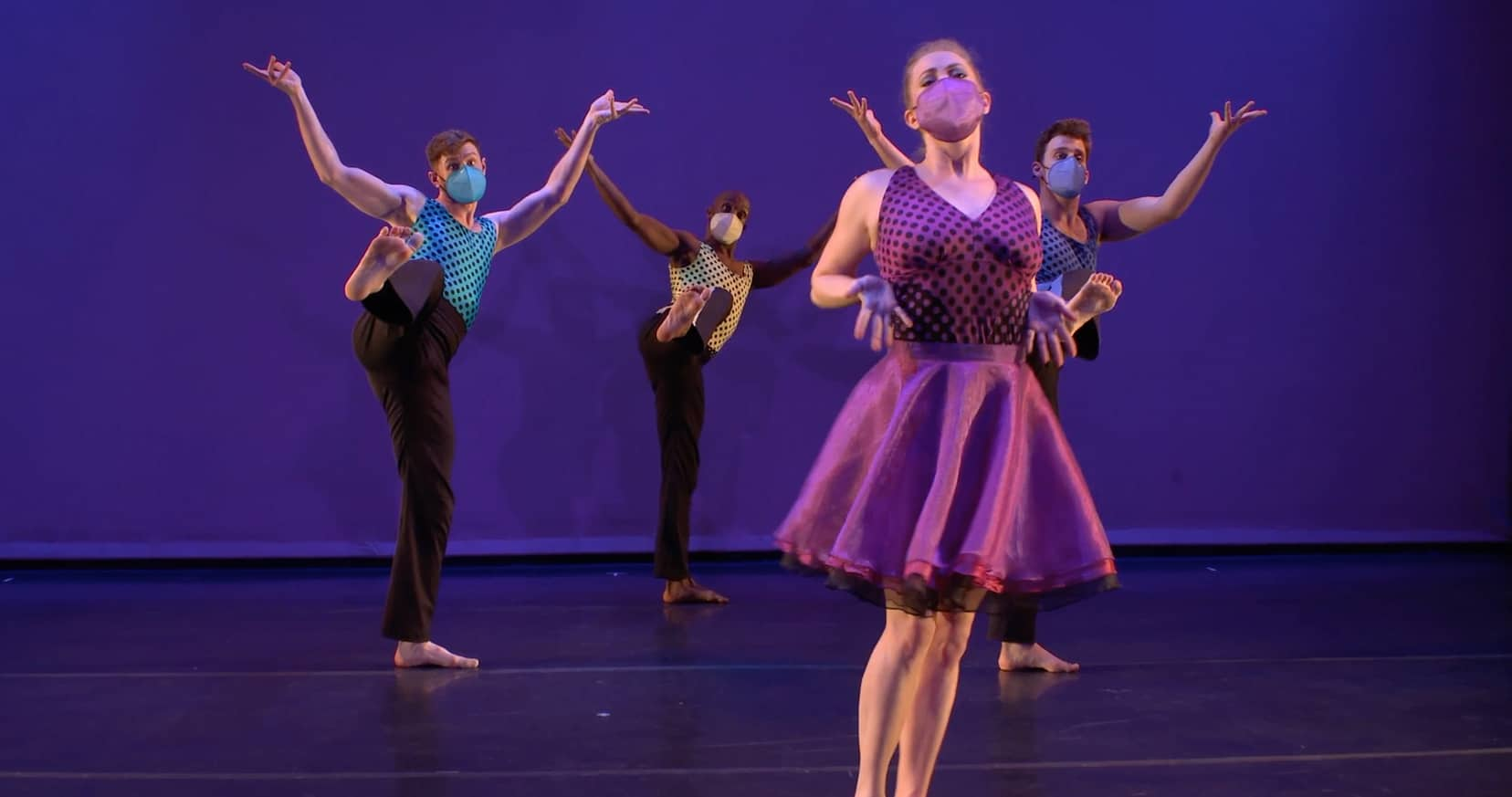 Carolyn Dorfman Dance performing PRIMA