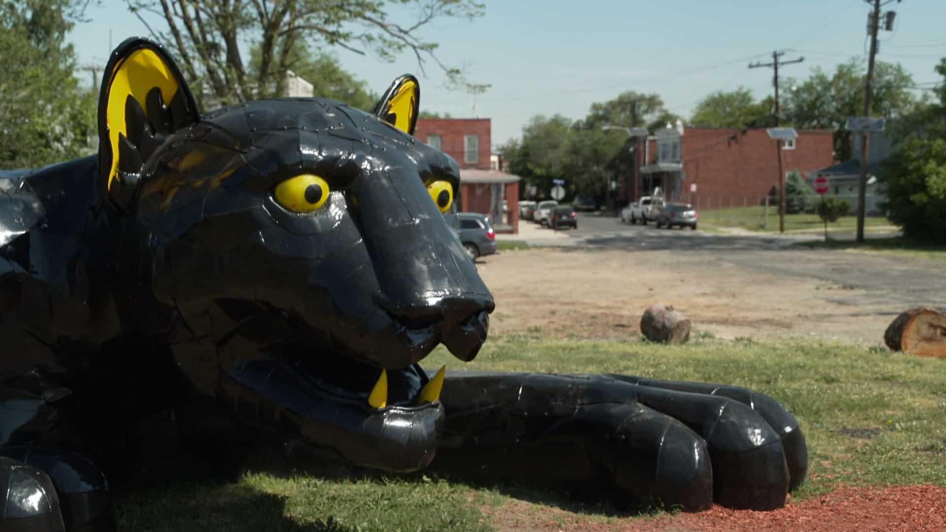 Sculpture from A New View Camden